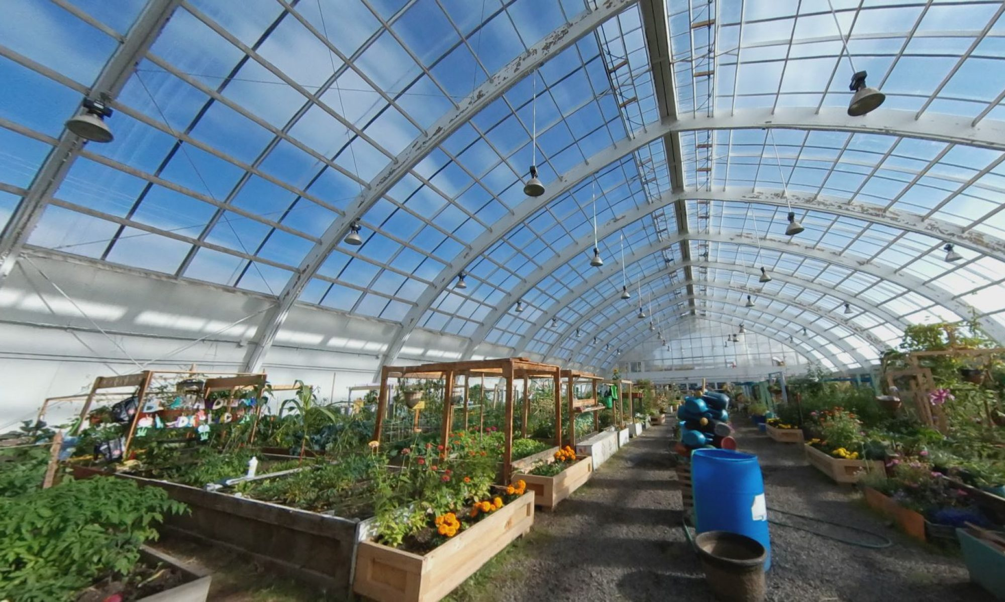 Inuvik Community Greenhouse